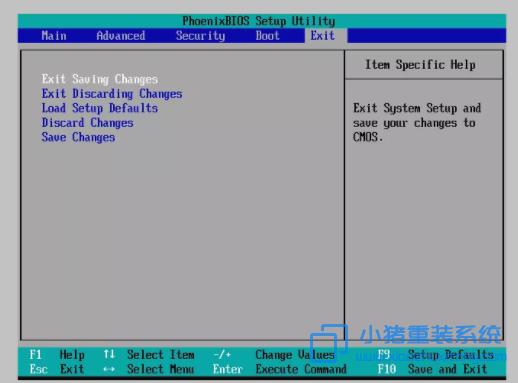 在引导顺序更改生效之前,您需要保存所做的BIOS更改