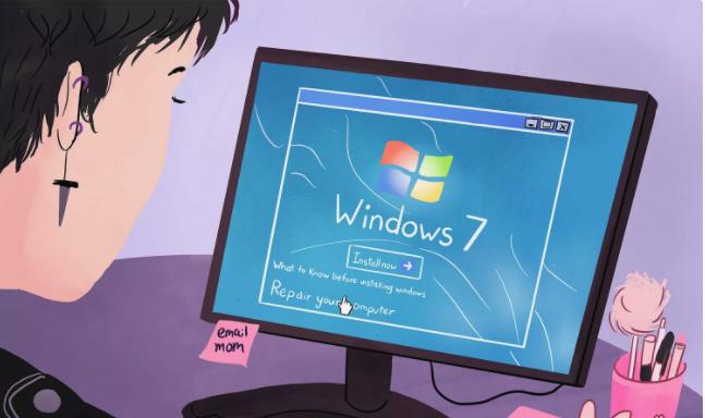 win7如何启动修复系统详细步骤