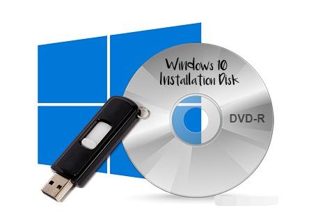 如何制作正版的Win10安装盘