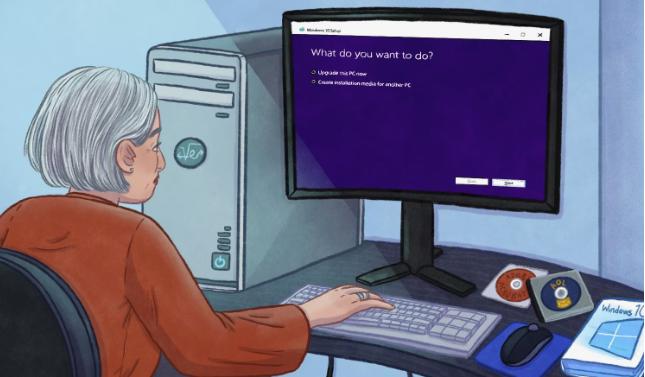 新手如何删除并重装Windows系统