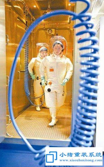 我国首个P4实验室运行:具备最危险病毒研究条件