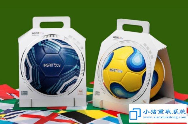 你会喜欢吗?小米众筹上架智能足球
